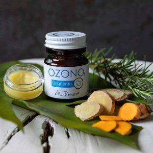 unguento ozono ene romero